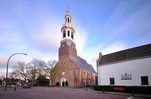 grote kerk hervormde gemeente nijkerk toren
